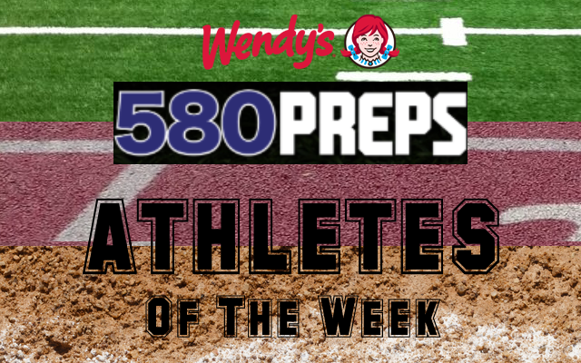 Wendy's High School Athletes of the Week
